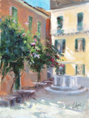 Old Corfu square