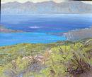 Panorama of Olous, Elounda, Crete