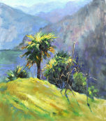 Tessin Landscape.