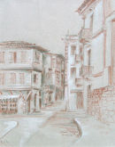 Turkish Houses in Theotokopoulo, Chania