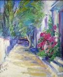 Vraxassi Street, Crete