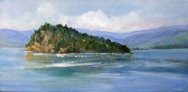 Copper Island,Sorrento BC - JC Studio Art