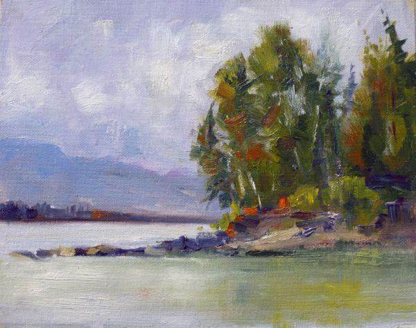 Hummingbird Bay  - JC Studio Art