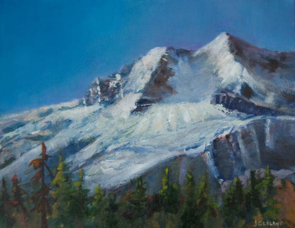 Mt Begbie Revelstoke Mtn - JC Studio Art