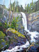 Sutherland Falls - JC Studio Art
