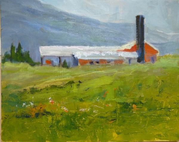Vernon BC O'Keefe Ranch - JC Studio Art