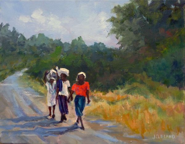 Walks-of-Life- JC Studio Art