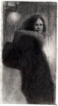 City traveller, Charcoal