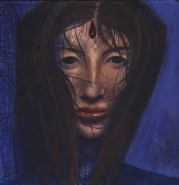 Head 1, Acrylic