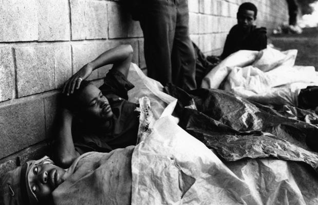 The Homeless