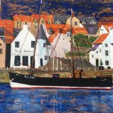 An Anstruther View - sold