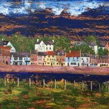 Anstruther - from the coastal path - sold