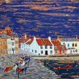 Cellardyke Harbour -sold