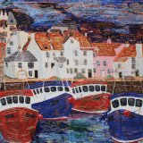 Pittenweem Harbour - sold