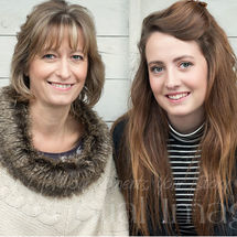 Mum and Daughter Makeover Shoot