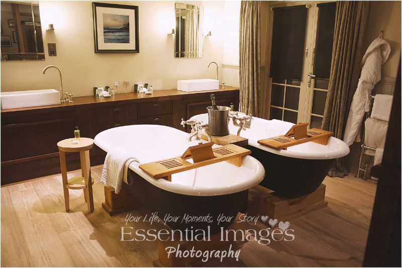 decadent twin bathroom suite hotel du vin