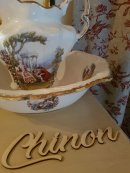 Romantic Chinon Chambre