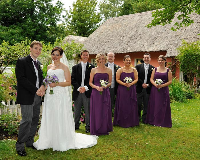 Wedding, Bunratty Folk Park