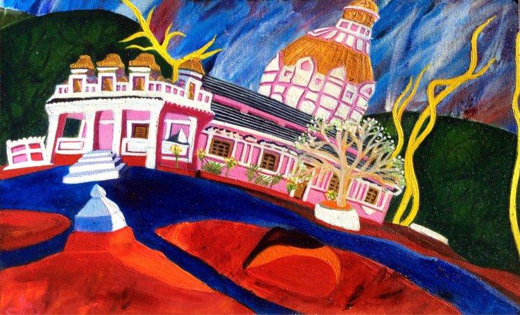 Shree Agonda Shwer Temple