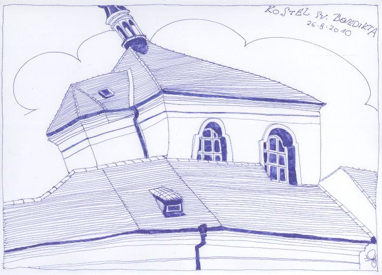 Kostel sv. Benedikta