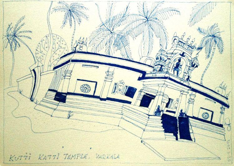 Kutti Katti Temple