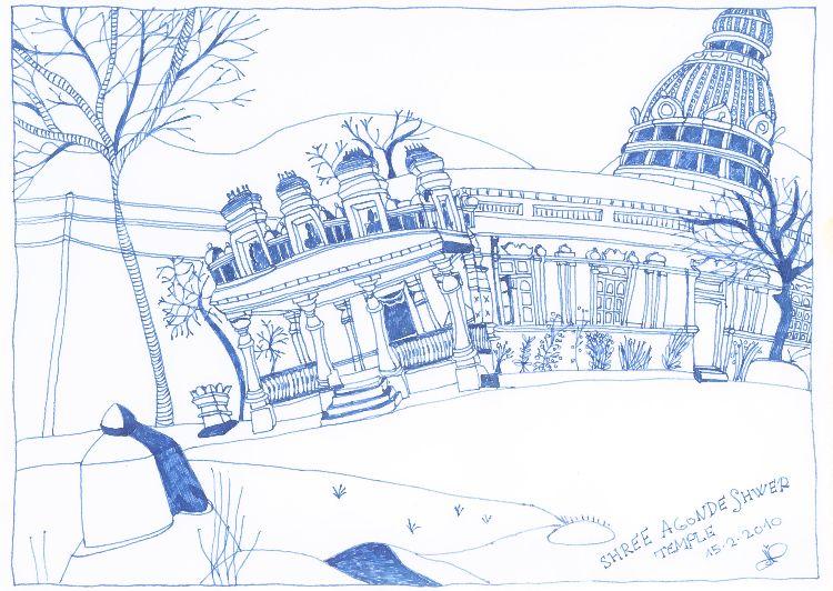 Shree Agonde Shwer Temple