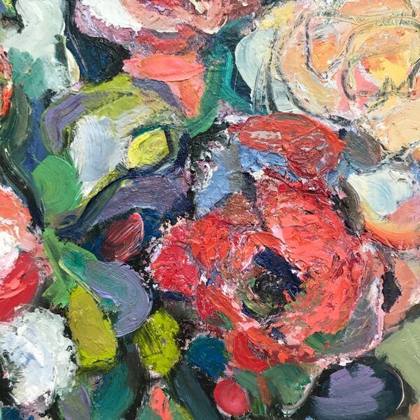 FLOWERS 1 ( detail)