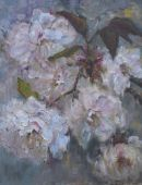 Cherry Blossom, 2011,  In collection of Mija Pasic