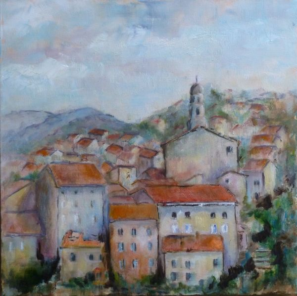 Village of Corsica I, (Midday) SOLD