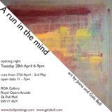 Invitation to April 2015 Exhibition