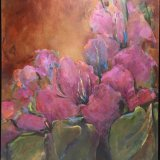 Give in to grace, Bougainvillaea,SOLD