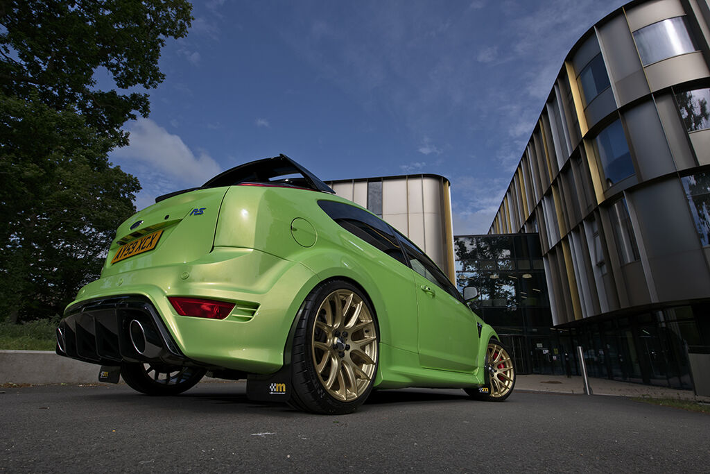 FORD FOCUS RS FAST FORD