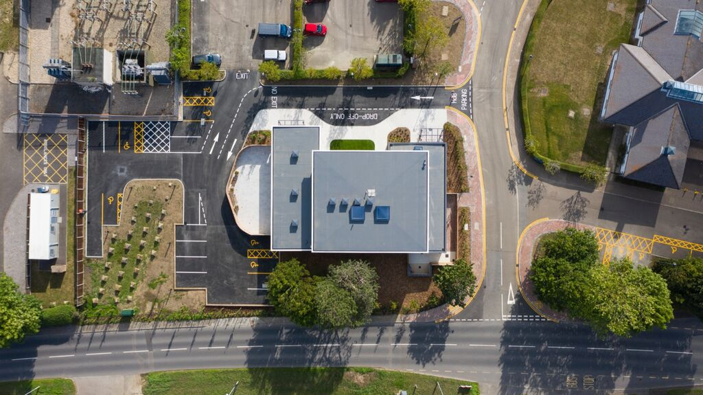 MULLERY ARCHITECTS DRONE PHOTOGRAPHY