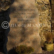 Alexander Fleming Memorial