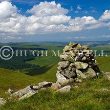 Quintin Knowe Cairn