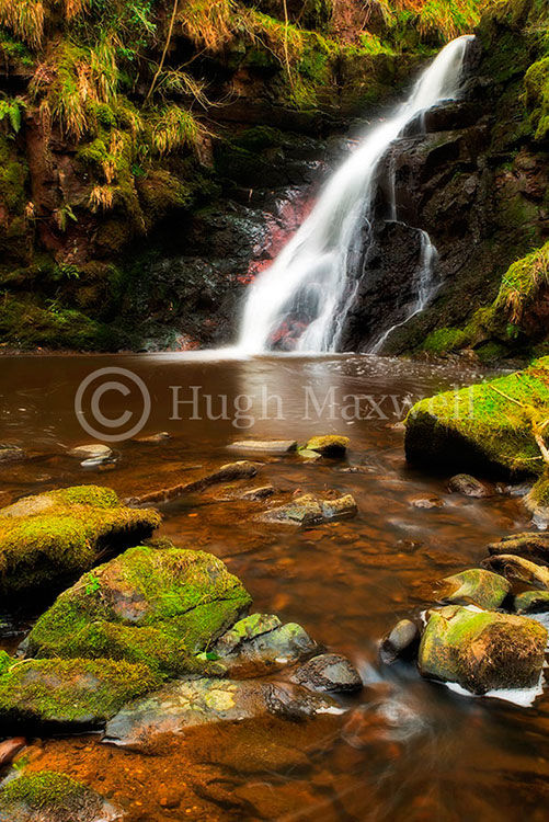 Burn Anne Waterfall