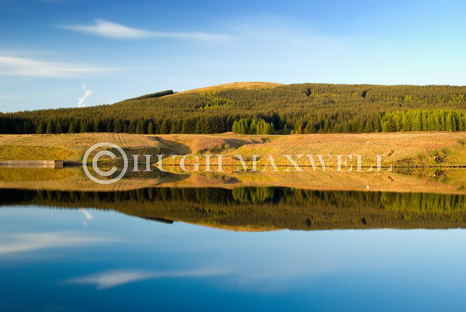 Dungavel Reflection