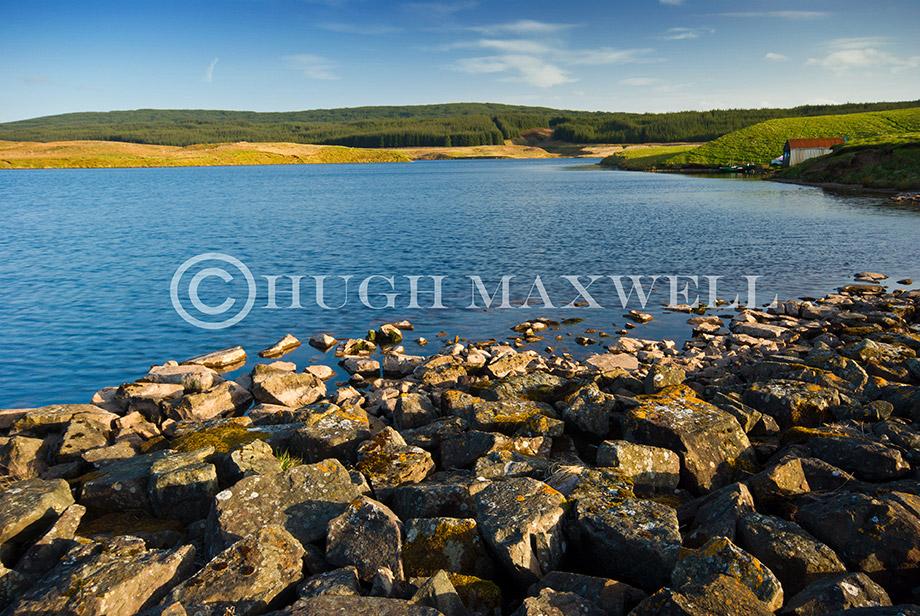 Glengavel Reservoir