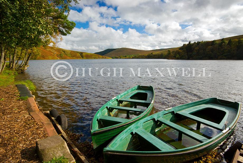 Glenbuck Loch