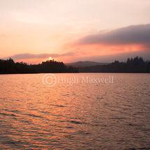 Glenbuck Sunset