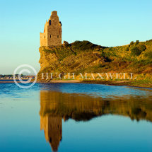 Reflections of Greenan Castle
