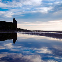 Greenan Castle Reflections