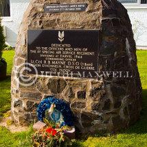 SAS Memorial Cairn