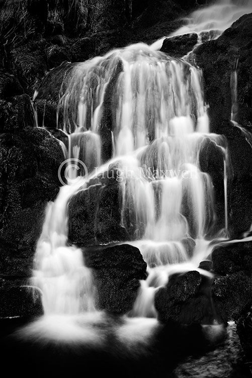 Spoutloch Waterfall