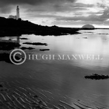 Turnberry and Ailsa Craig