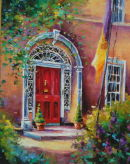 The Presbytery Door  (SOLD)