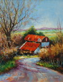 The Road to Clonmore  (SOLD)