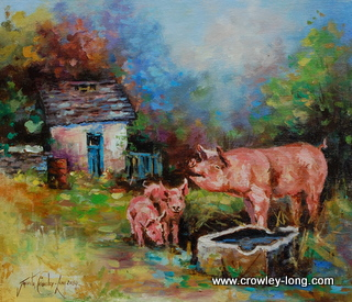 Stand by Your Ham ! (SOLD)