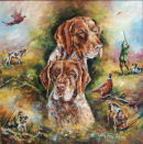 Pointers, Poetry in Motion   (SOLD)