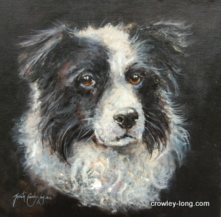 A Good Dog (SOLD)